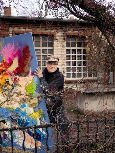 Sebastian Heiner - Contemporary artist Berlin 2020