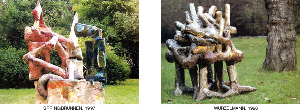 Michaela Nolte - Paintings/Sculptures